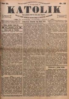 Katolik, 1899, R. 32, nr 38
