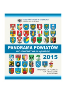 Panorama Powiatów województwa śląskiego 2015