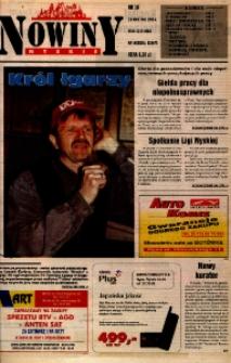 Nowiny Nyskie 1998, nr 16.