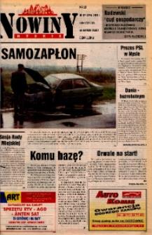 Nowiny Nyskie 1998, nr 17.