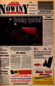 Nowiny Nyskie 1998, nr 24.