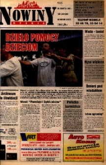 Nowiny Nyskie 1998, nr 25.