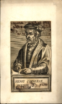 Portret Heinricha Corneliusa Agrippy.