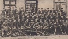 Grupa powstańców śląskich z Kamienia