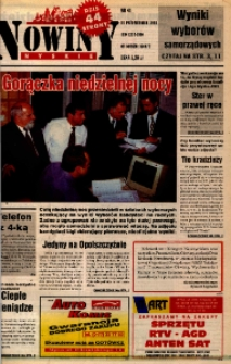 Nowiny Nyskie 1998, nr 41.