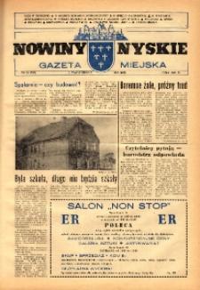 Nowiny Nyskie : gazeta miejska 1992, nr 24 (732).