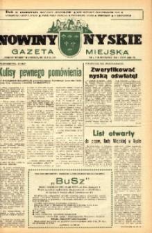 Nowiny Nyskie : gazeta miejska 1994, nr 4.