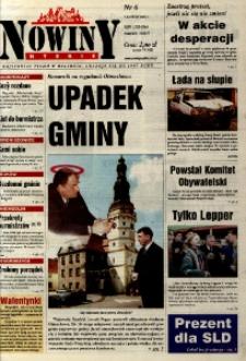 Nowiny Nyskie 2002, nr 6.
