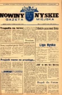 Nowiny Nyskie : gazeta miejska 1994, nr 22.