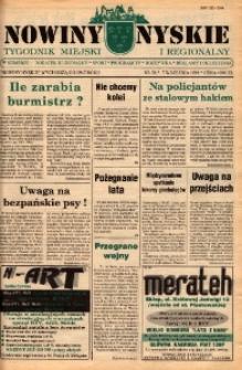 Nowiny Nyskie : gazeta miejska 1994, nr 36.