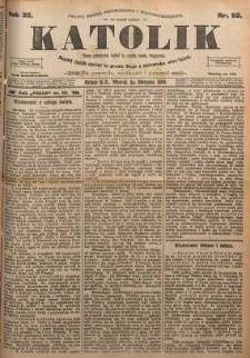 Katolik, 1899, R. 32, nr 92
