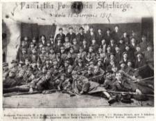 Kompania powstańców śląskich w Bogucicach
