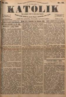 Katolik, 1899, R. 32, nr 96