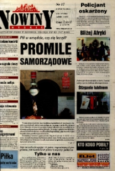Nowiny Nyskie 2002, nr 17.