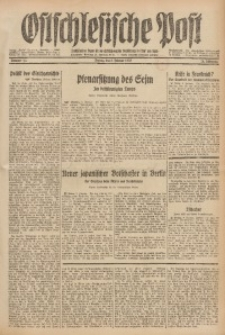 Ostschlesische Post, 1935, Jg. 26, Nr. 32