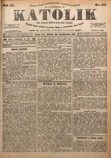 Katolik, 1899, R. 32, nr 125