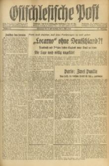 Ostschlesische Post, 1936, Jg. 27, Nr. 62