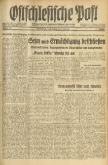 Ostschlesische Post, 1936, Jg. 27, Nr. 136