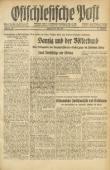 Ostschlesische Post, 1936, Jg. 27, Nr. 154