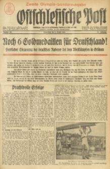 Ostschlesische Post, 1936, Jg. 27, Nr. 190