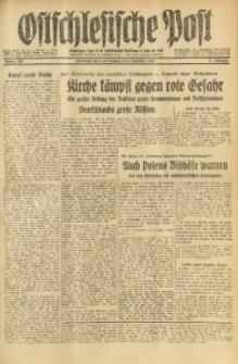 Ostschlesische Post, 1936, Jg. 27, Nr. 209