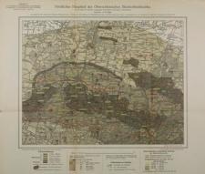 Nördlicher Hauptteil des Oberschlesischen Steinkohlenbezirks : aus der Karte der nutzbaren Lagerstätten Deutschlands, Lieferung VI, Oberschlesien