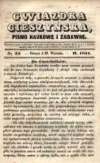 Gwiazdka Cieszyńska, 1851, nr 24