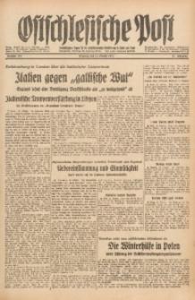 Ostschlesische Post, 1937, Jg. 28, Nr. 235