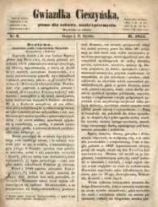 Gwiazdka Cieszyńska, 1855, nr 2