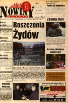Nowiny Nyskie 2000, nr 1.