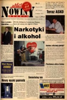 Nowiny Nyskie 2000, nr 3.