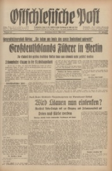 Ostschlesische Post, 1938, Jg. 29, Nr. 62