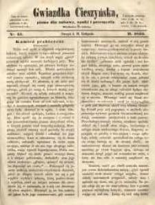Gwiazdka Cieszyńska, 1855, nr 45