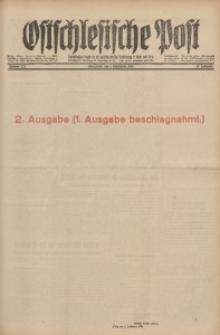 Ostschlesische Post, 1938, Jg. 29, Nr. 222