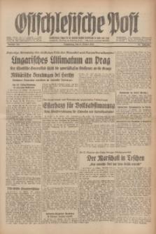 Ostschlesische Post, 1938, Jg. 29, Nr. 262
