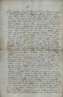 Odpis notatki o rozszerzeniu przez papieża Piusa VI (1775-1799) ustanowionego przez papieża Pawła II (1464-1471) odpustu przed rokiem jubileuszowym na cały świat chrześcijański