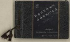 Dąbrowa Górnicza. Święto ogródków działkowych, 25 wrzesień 1932 r.(okładka albumu)