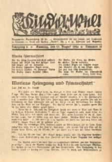 Die Kinderwelt, 1934, Jg. 8, Nr. 32