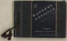 Dąbrowa Górnicza. Święto ogródków działkowych, 25 wrzesień 1932 r. [album - całość]