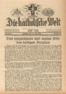 Die Katholische Welt, 1934, Jg. 9, Nr. 24