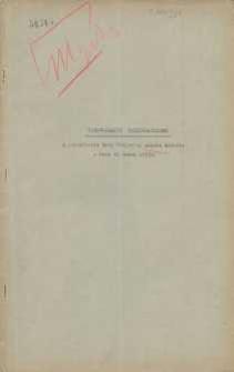 Sprawozdanie stenograficzne z posiedzenia Rady Miejskiej miasta Katowic z dnia 29 marca 1935 r.