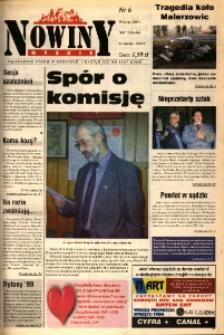 Nowiny Nyskie 2000, nr 6.