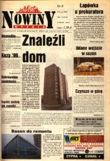 Nowiny Nyskie 2000, nr 8.