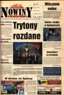Nowiny Nyskie 2000, nr 10.