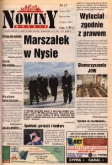 Nowiny Nyskie 2000, nr 11.
