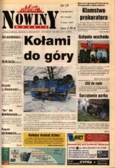 Nowiny Nyskie 2000, nr 15.