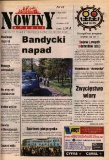 Nowiny Nyskie 2000, nr 18.