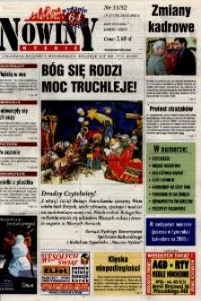 Nowiny Nyskie 2002, nr 51-52.