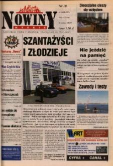 Nowiny Nyskie 2000, nr 20.