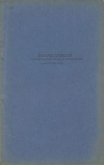 Sprawozdanie stenograficzne z posiedzenia Rady Miejskiej miasta Katowic z dnia 18 grudnia 1935 r.